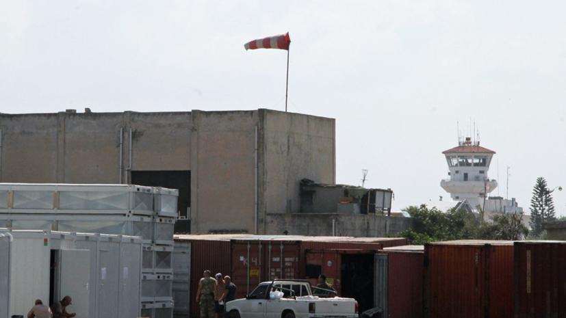 Силы ПВО в Хмеймиме отразили атаку боевиков на авиабазу