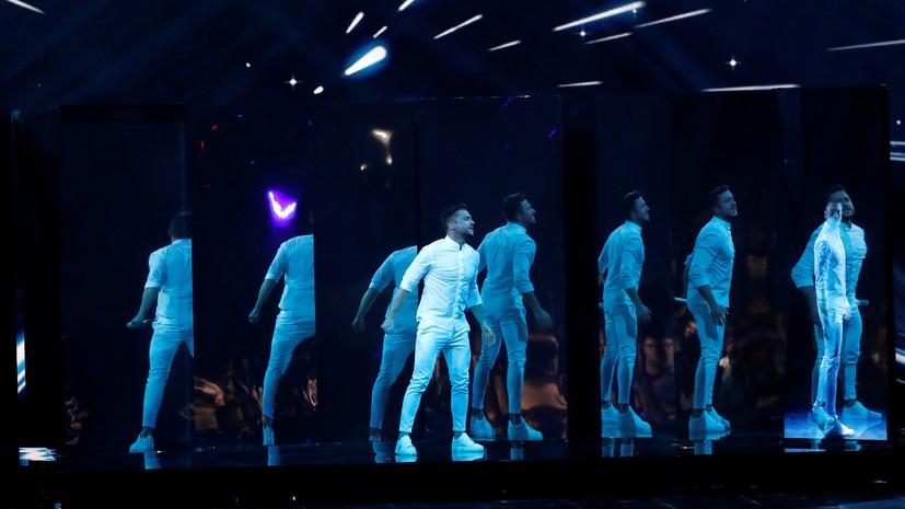 В Кремле оценили третье место России на Евровидении