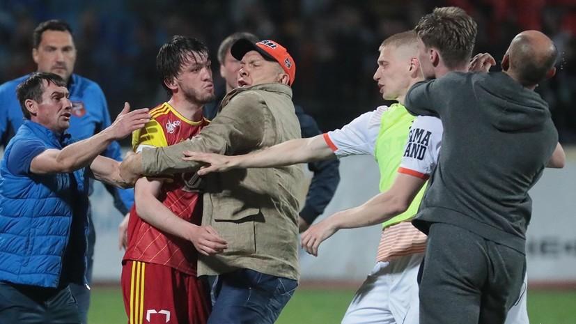 КДК РФС назначил сурдоэкспертизу по делу Мирзова и Ильина