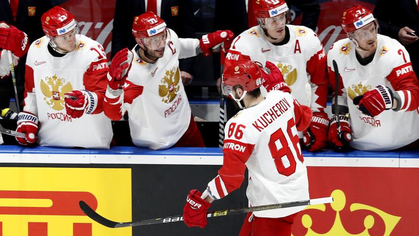 Воробьёв заявил, что состав на матч Швеция — Россия будет определён в день игры