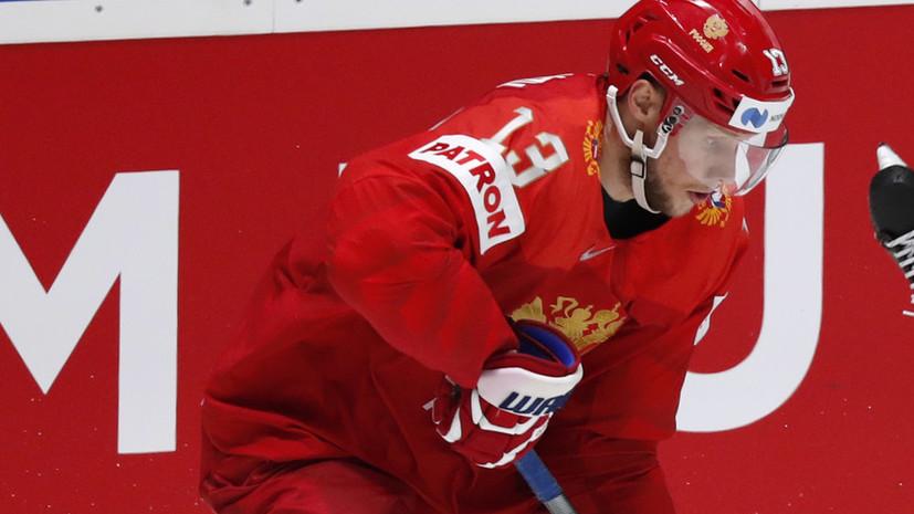 Андронов рассказал, кто лучше всех играет в футбол в сборной России по хоккею