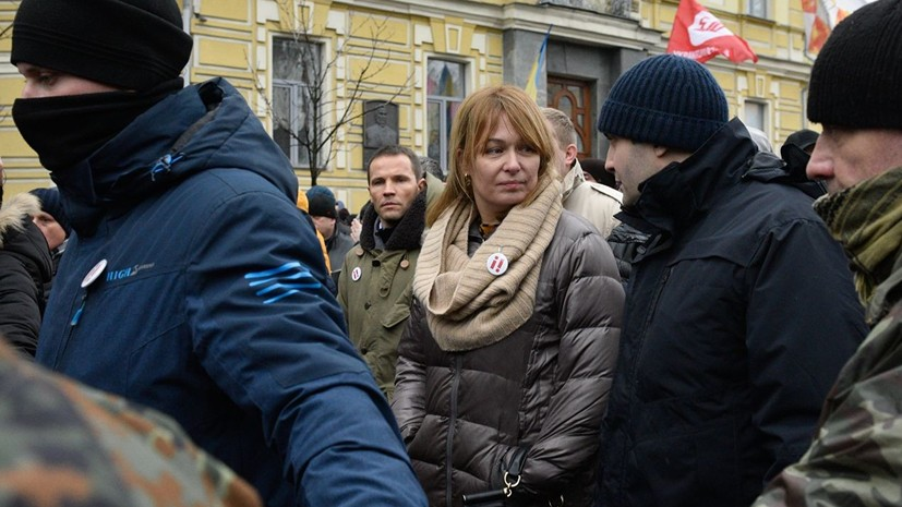 Жена Саакашвили заявила о планах организовать протесты после поражения на выборах