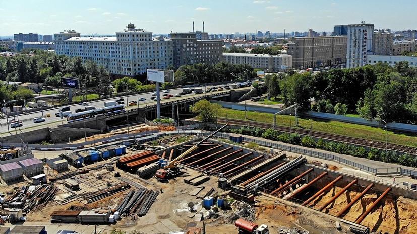 В Москве выделят участок для строительства объектов ТПУ «Лесопарковая»