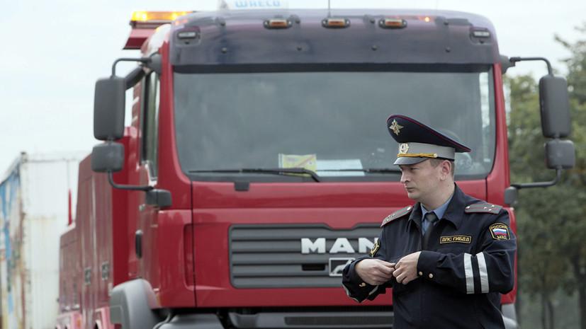 В Алтайском крае ограничили дневное движение грузовиков по трассам в жаркую погоду