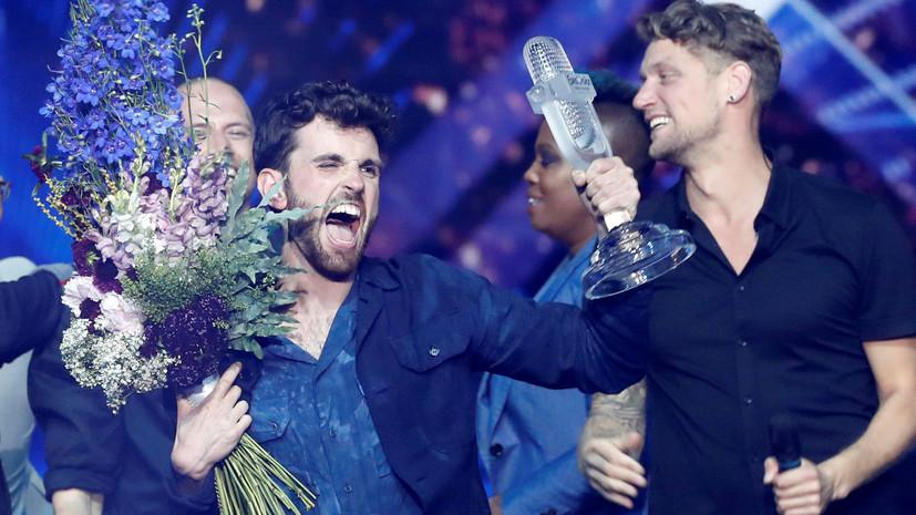 Организаторы Евровидения не нашли нарушений у песни победителя
