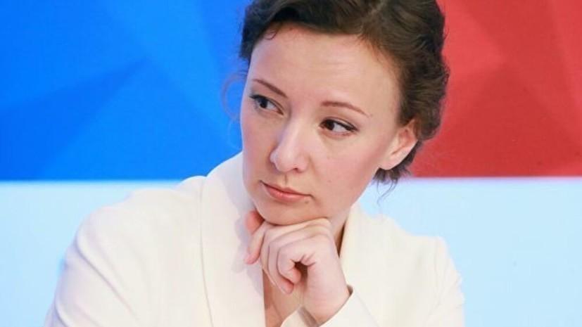 Кузнецова рассказала о состоянии оставленной в московской поликлинике девочки