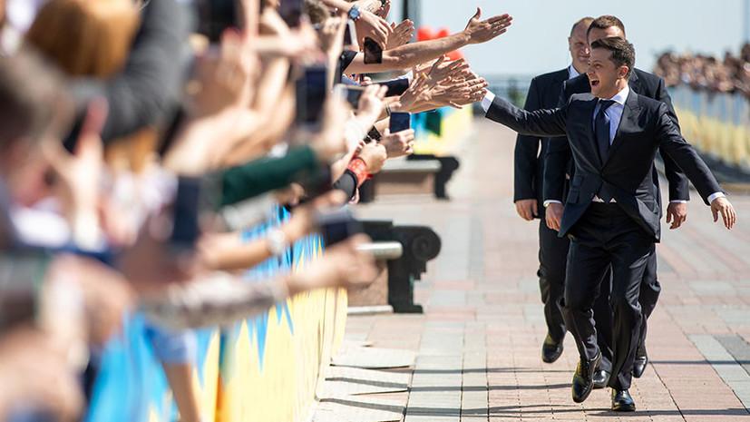 «Украинцы ждут чуда»: какие проблемы предстоит решать президенту Владимиру Зеленскому