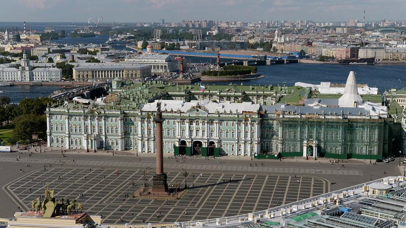 Более 220 мероприятий приурочено ко Дню города в Петербурге