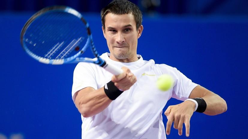 Теннисист Ватутин вышел во второй раунд квалификации «Ролан Гаррос»