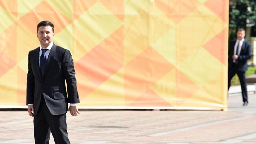 В Кремле ответили на призыв Зеленского усилить санкции против России