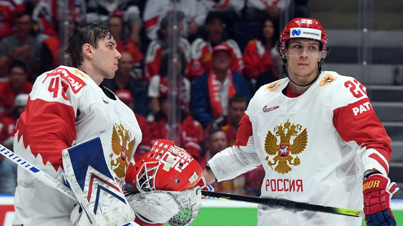 Хоккеист сборной России Зайцев: хочу пару раз приложить Нюландера