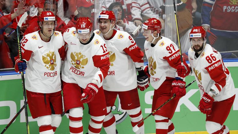 Шведский журналист считает, что сборная России победит в предстоящем матче ЧМ