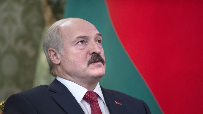 Лукашенко потребовал решения проблемы «ядовитой нефти»
