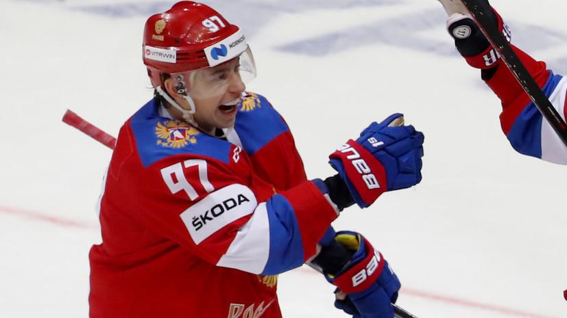 Хаванов рассказал, способен ли Гусев заиграть в НХЛ