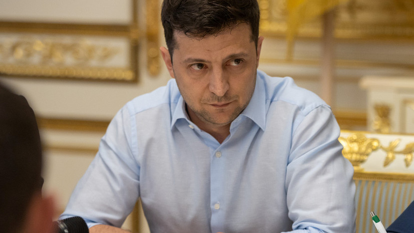 Эксперт оценил указ Зеленского о роспуске Рады