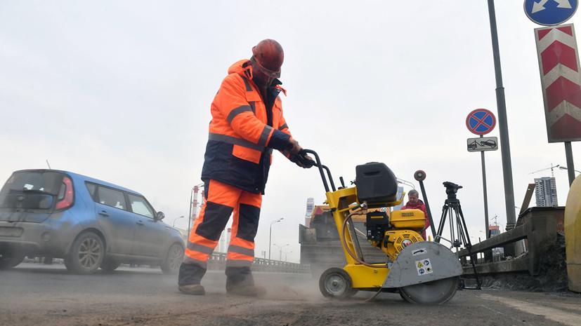 В Курганской области представили план ремонта дорог на 2019 год