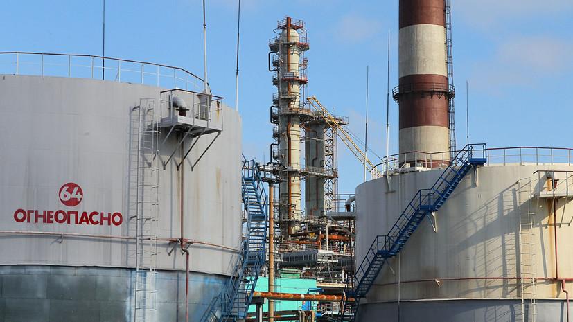 «Белнефтехим» рассказал о количестве «грязной» нефти в Белоруссии