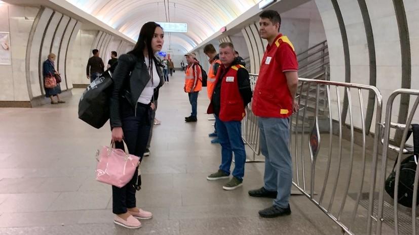 Более тысячи человек эвакуировали из застрявших в московском метро поездов