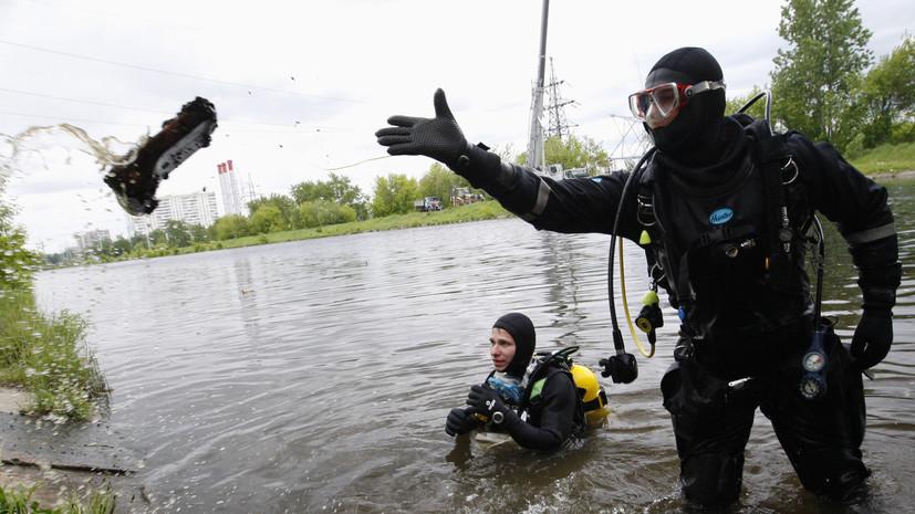 В столице рассказали о программе благоустройства берегов Москвы-реки
