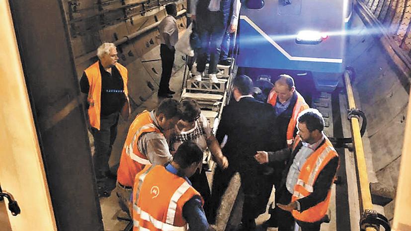 В метро Москвы рассказали подробности эвакуации застрявших в тоннеле пассажиров
