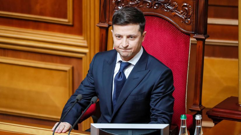 Косачёв назвал идею Зеленского о референдуме по переговорам с Россией выигрышной