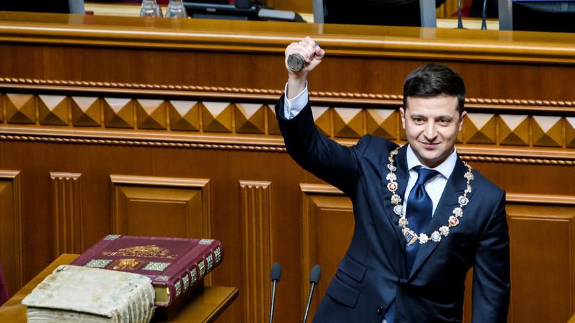 Коломойский поздравил Зеленского с инаугурацией посредством смс