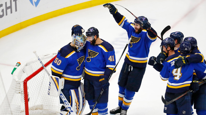 Tarasenko Said He Was Proud Of St Louis After Reaching The