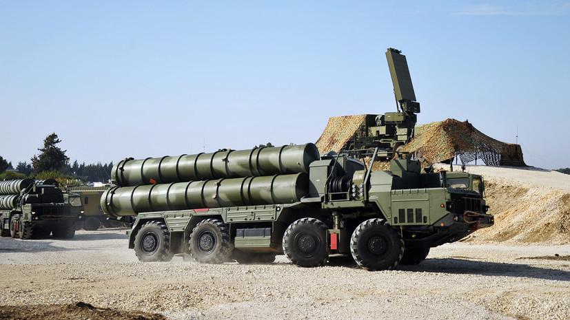 «Относимся чрезвычайно негативно»: в Кремле оценили давление США на Турцию из-за покупки С-400