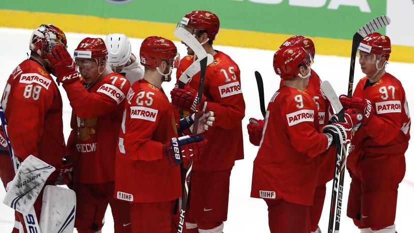 Плющев считает, что у сборных России и США равные шансы на победу в 1/4 финала ЧМ