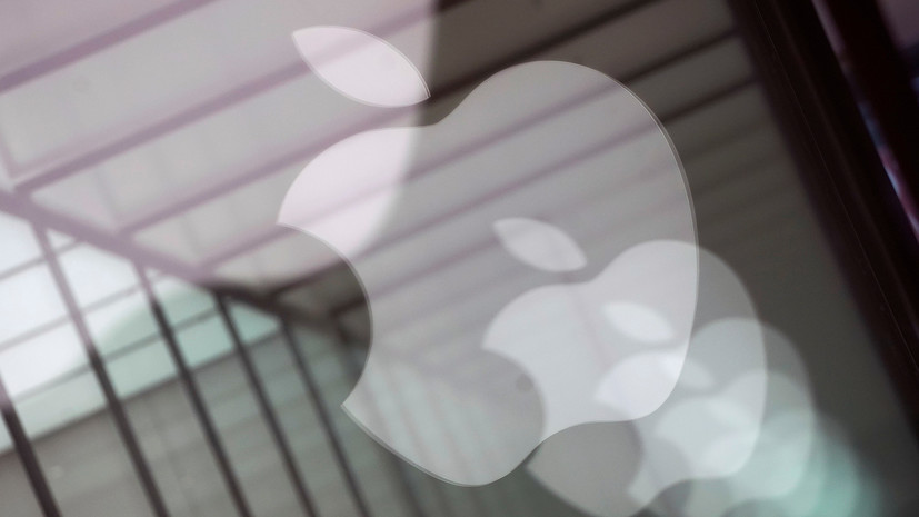 Apple исправила ошибку с отображением Крыма на картах