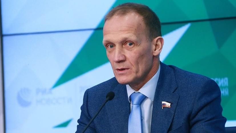 Драчёв надеется, что СБР будет восстановлен в правах осенью