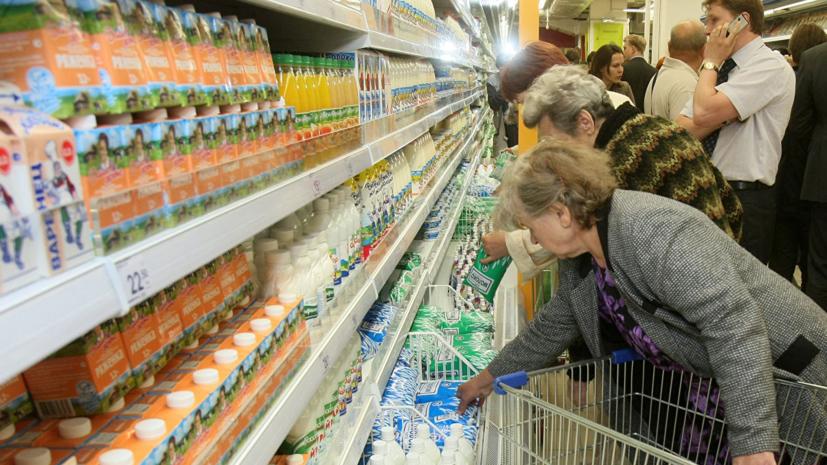 «Роскачество» отчиталось о проверке продукции с заменителями молочного жира в Москве
