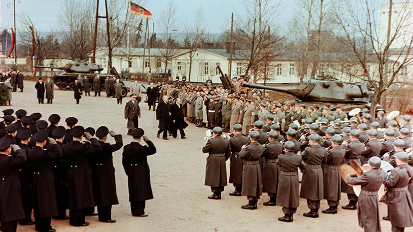 «Продукт противоборства США и СССР»: как 70 лет назад сформировалась ФРГ