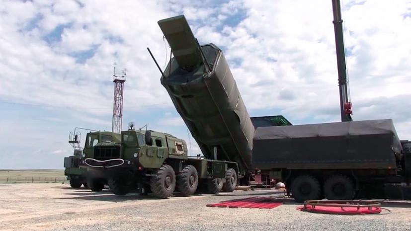 Стратегические поступления: РВСН России начали получать комплексы «Авангард»