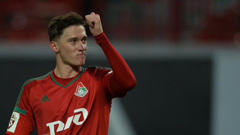 Антон Миранчук получил травму в финале Кубка России по футболу