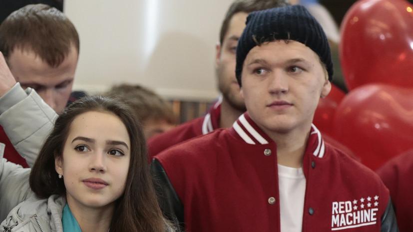 Капризов назвал бредом информацию СМИ об отношениях с Загитовой
