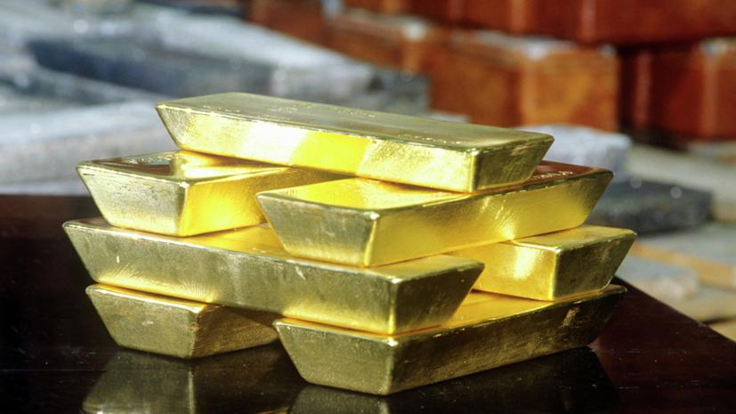 Глава ЦБ рассказала об объёмах золотовалютных резервов России