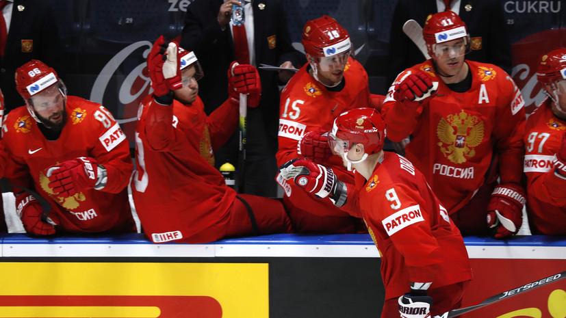 Бадюков о матче с американцами: политические моменты не повлияют на российских хоккеистов