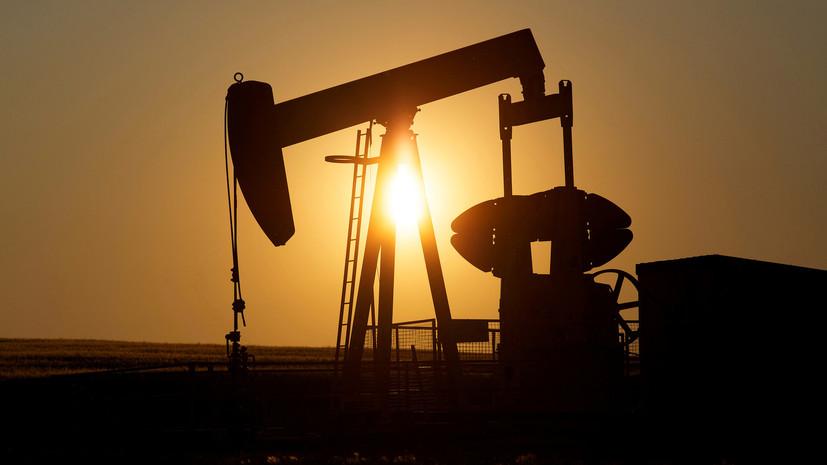 В Казахстане заявили о готовности поставлять нефть в Белоруссию