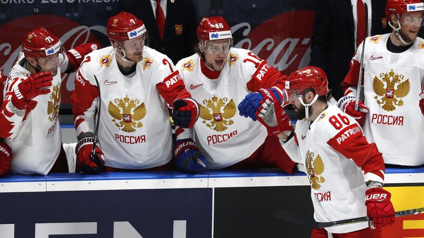 Обладатель Кубка Гагарина объяснил, какие цели на ЧМ по хоккею преследует Кучеров