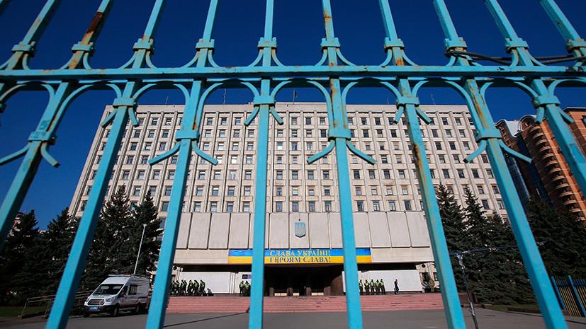 ЦИК Украины назвала дату начала кампании по выборам в Раду