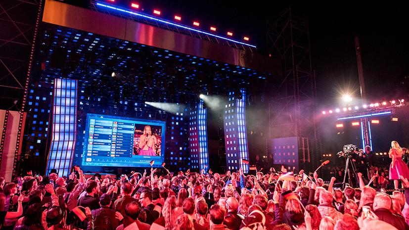 «Страдают артисты»: Лазарев прокомментировал ситуацию с пересчётом голосов на Евровидении