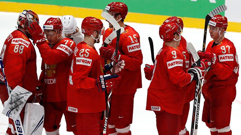 Американский порог: Россия встречается с США в четвертьфинале ЧМ по хоккею