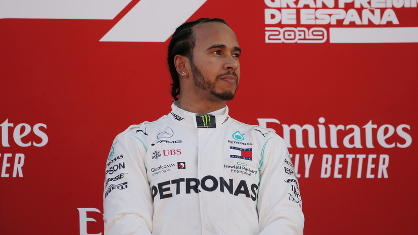 Хэмилтон показал лучшее время на первой тренировке Гран-при Монако