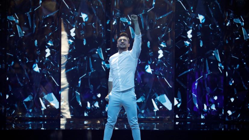 Дима Билан прокомментировал выступление Лазарева на Евровидении-2019