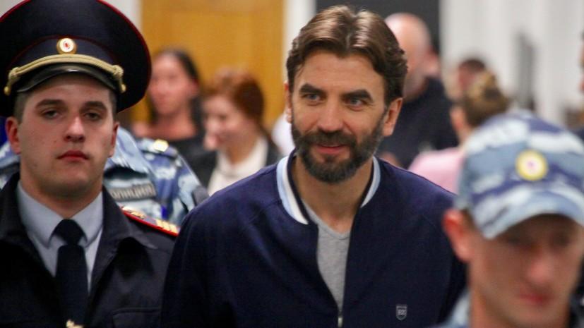 Суд в Москве продлил арест Абызова