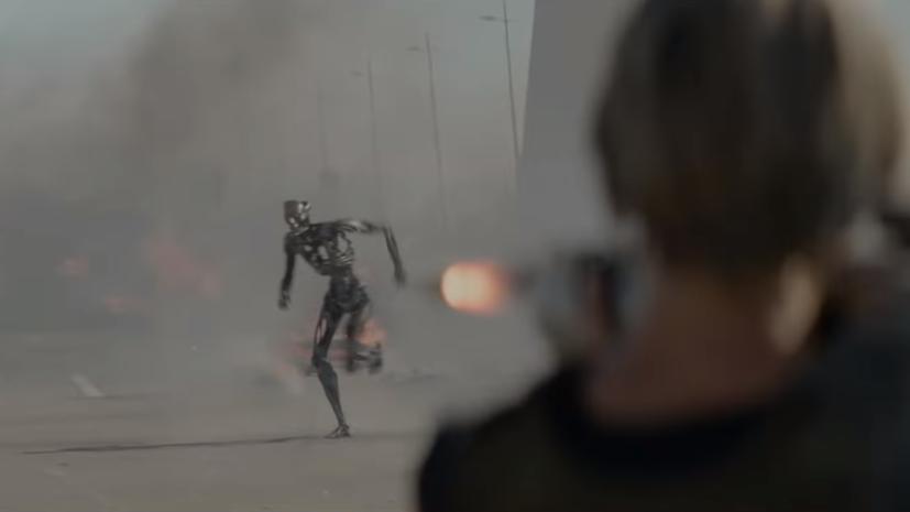 В сети появился трейлер нового фильма о Терминаторе