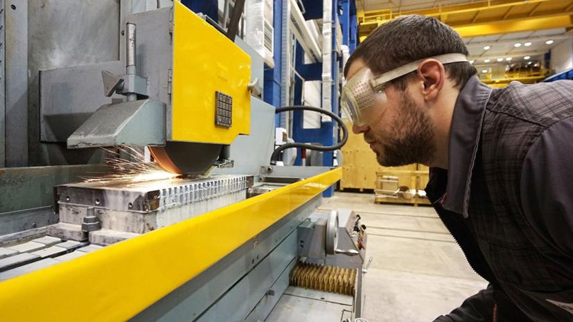 Объём промышленного производства в Ростовской области сократился на 6% с начала года