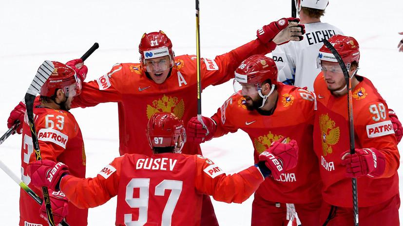Кузнецов ответил на вопрос о слабой реализации Овечкина на ЧМ по хоккею