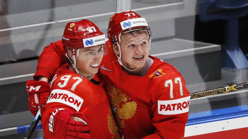 Воробьёв рассказал, как можно было избежать нервной концовки матча с США